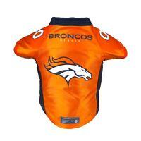 Denver Broncos NFL Little Earth Production Dog Pet Premium Jersey BIG DOG