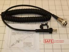 Datalogic 8-0742-55 Rj45 & 7-Pin Din Coiled 8ft Cable Powrscan QuickScan L56