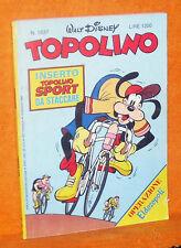 TOPOLINO N. 1537 12 MAGGIO 1986