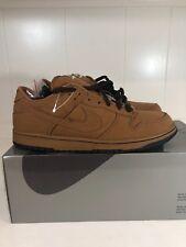 Nike SB Dunk Low Brown Carhartt denim supreme pigeon freddy cement paris 12