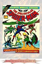 Marvel Special Edition Spectacular Spider-Man Treasury (1975) #1  VG 4.0