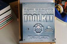 keith j. jones, mike shema, bradley c. johnson - ANTI-HACKER TOOLKIT + CD ROM