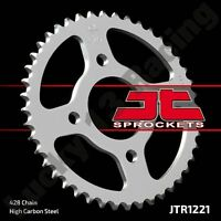 JT 44 tooth 428 pitch rear steel sprocket for Honda CB 125 F 15-16 CBR125 11-16