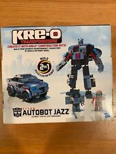Kre-o Transformers – Jazz 2 in 1 *NEW-SEALED*