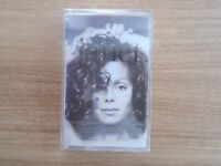 Janet Jackson - Janet Korea Edition Sealed Cassette Tape
