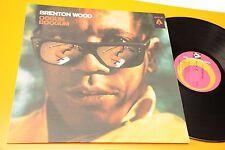 BRENTON WOOD LP OOGUM BOOGUM DEBU ALBUM ORIG ITALY 1968 EX TEXTURED COVER !!!!!!