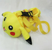 Nintendo Pokemon Pikachu Cute Soft Plush Shoulder Bag For Children