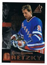 1997-98 Pinnacle Inside Coaches Collection Parallel #3 Wayne Gretzky