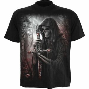 spiral direct soul searcher  gothic mens t shirt short sleeve new in package