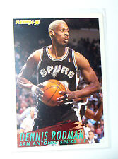 CARTE  NBA BASKET BALL 1995  PLAYER CARDS DENNIS RODMAN (213)