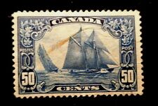 Canada stamp #158 bluenose used VF