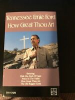 Tennesse Ernie Ford How Great Thou Art Cassette