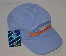 New Tennessee Lady Vols 2008 NCAA Champions Embroidered Hat Cap One Size Blue