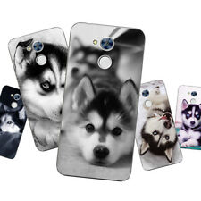 Soft TPU Case for Huawei P9 P8 P10 P20 Lite Cover For Sony Xperia All Model Dogs