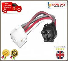 RENAULT MASTER TRAFIC RODEO ESPACE IGNITION LOCK STARTER SWITCH PLUG WIRES 4PIN