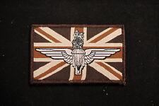Parachute Regiment -  Morale Subdued Union Flag Velcro Patch - No2