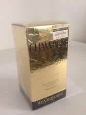 VINTAGE  RARE NEW CHAMPAGNE 3.3OZ. EDT. BY YSL FOR WOMEN  in sealed package