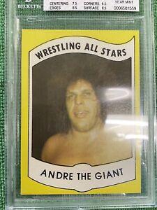 1982 Andre The Giant Wrestling All Stars Wwe All Stars