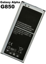 GENUINE  A-GRADE BATTERY FOR SAMSUNG GALAXY ALPHA G850 - EB-BG850BBE -1860mah