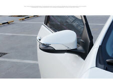 Chrome Rearview Side Mirror Cover Trim Strip Emblems Fit for Toyota Corolla 2014