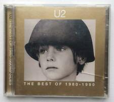 U2 The Best of 1980-1990 + B-Sides 2 CD's limited edition Canadian Print CANADA