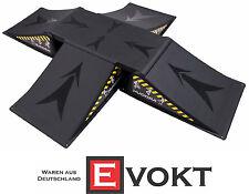 Hudora Black Skate Ramp Set For Skateboard Waveboard 11118 Genuine New Best Gift
