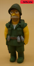 THE SIMPSONS - 20 YEARS LIMITED FIGURE / FIGHTING ABE SIMPSON, loose / ca 9,5 cm