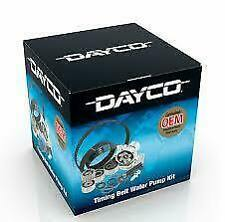 DAYCO TIMING BELT KIT AND WATER PUMP SUIT RG COLORADO & TRAILBLAZER 2.8 LWN T/D