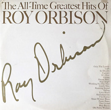 ROY ORBISON - The All-Time Greatest Hits Of Roy Orbison (LP) (VG-/G+)