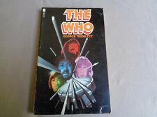 The Who - George Tremlett - Futura Paperback - UK - 1975