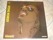 Stevie Wonder - Il Rock - LP 1989