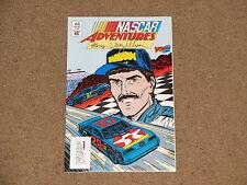 DAVEY ALLISON - Nascar Comic Book!!  RARE!