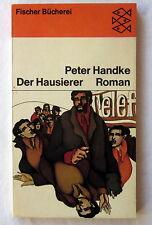 Buch - DER HAUSIERER - Peter Handke