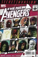 New Avengers Comic 42 Cover A First Print 2008 Brian Michael Bendis Jim Cheung .