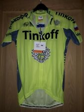SPORTFUL TINKOFF Bodyfit RACE Jersey 2XL CONTADOR SAGAN Specialized BNWT