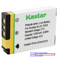 Kastar Replacement Battery for GE GB-40 GB40 & GE E1240 GE E850 GE H855 Camera