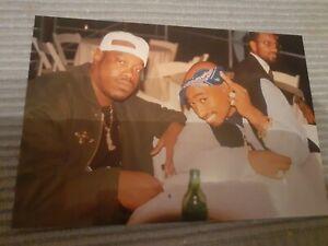 Tupac Shakur / 2pac & Biggie Smalls Photo - 6 x 4 inches