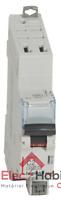 Disjoncteur unipolaire+neutre DNX3 2A Auto/Auto Legrand 406780