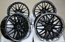 "18"" CRUIZE 190 BP ALLOY WHEELS FIT ALFA ROMEO 159 BRERA GIULIETTA SPIDER"