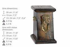 Whippet, Urne, Kalte Bronze, ArtDog, DE, Type 3