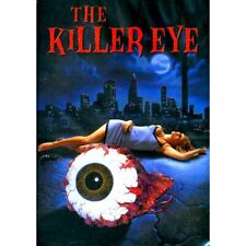 The Killer Eye DVD Mad Scientist Comedy Horror Sci-Fi