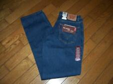 "NEW LEVI'S 550 RELAXED FIT DENIM JEANS  W 32""  L 34"" DARK INDIGO BL MSRP $58.00"