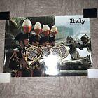 Original Vintage Italy Tourism Poster - Italian