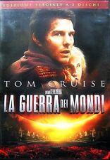 La guerra dei mondi (2005) DVD Tom Cruise- edizione due dischi - ottimo