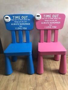 Childs Time Out Chair, Naughty chair - Without timer