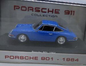 Porsche 901 de 1964 1:43