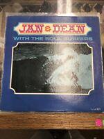 Jan & Dean With The Soul Surfers Original Vinyl Record LP L-941