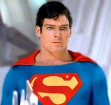 Christopher Reeve Life Size Superman Bust 1:1 Resin Bust Movie Prop Clark Kent