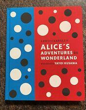 Alice in Wonderland Penguin Classics  With artwork By Yayoi Kusama Lewis Carroll