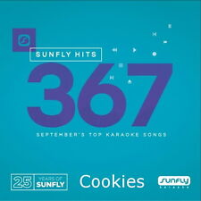 Sunfly Karaoke 367 Brand New Chart Hits for September 2016 Free 1st Class Post